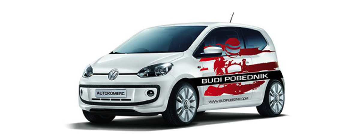 bp - VW up